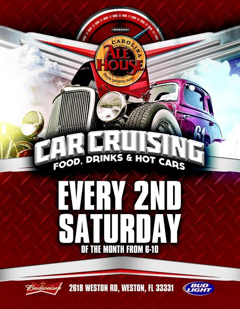 Carolina ale house weston coupons